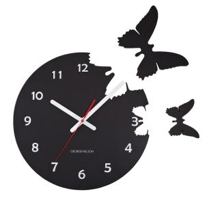 Butterfly-clock